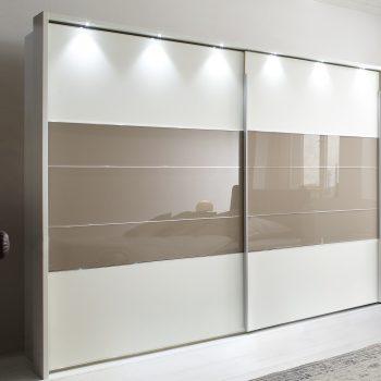 Acrylic-wardrobe